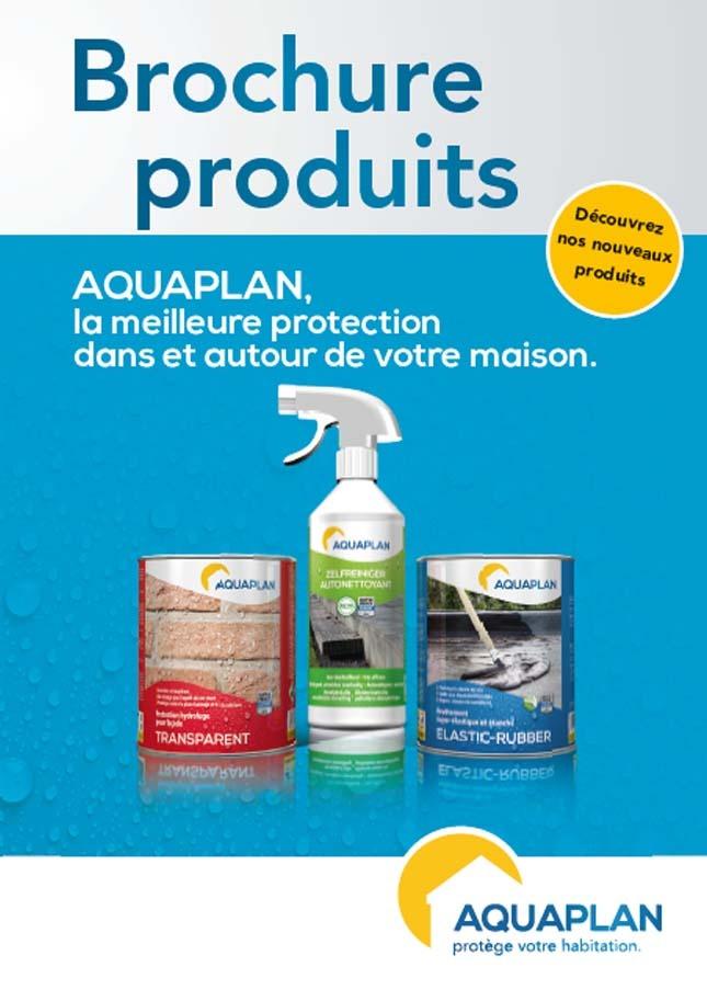 Biblio Aquaplan brochure produits