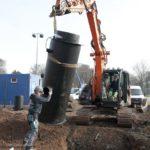Deschacht realisatie | Rioleringswerkzaamheden | grondwerken