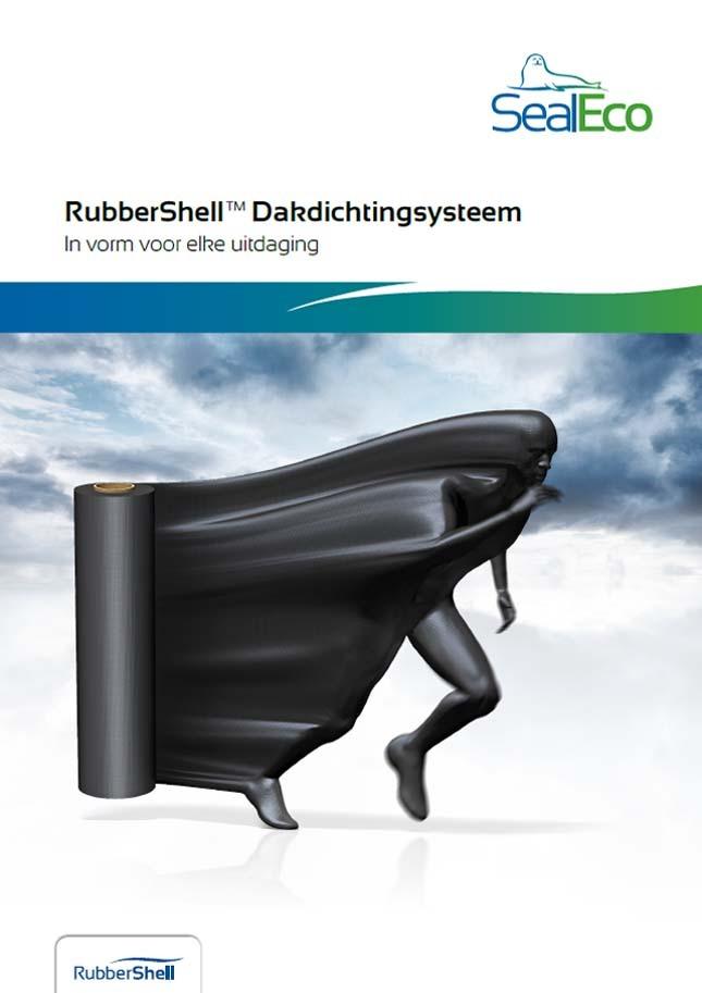 Biblio RubberShell dakdichtingsysteem