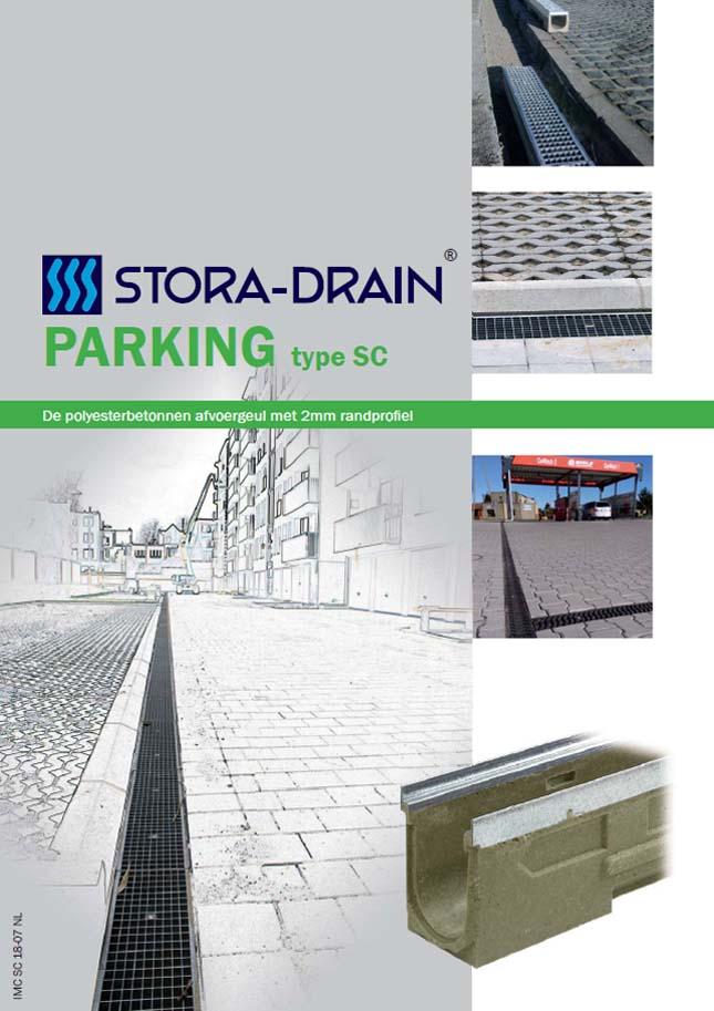 Biblio Stora Parking