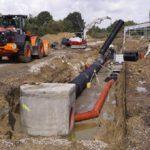Deschacht realisatie | Riolering | grondwerken