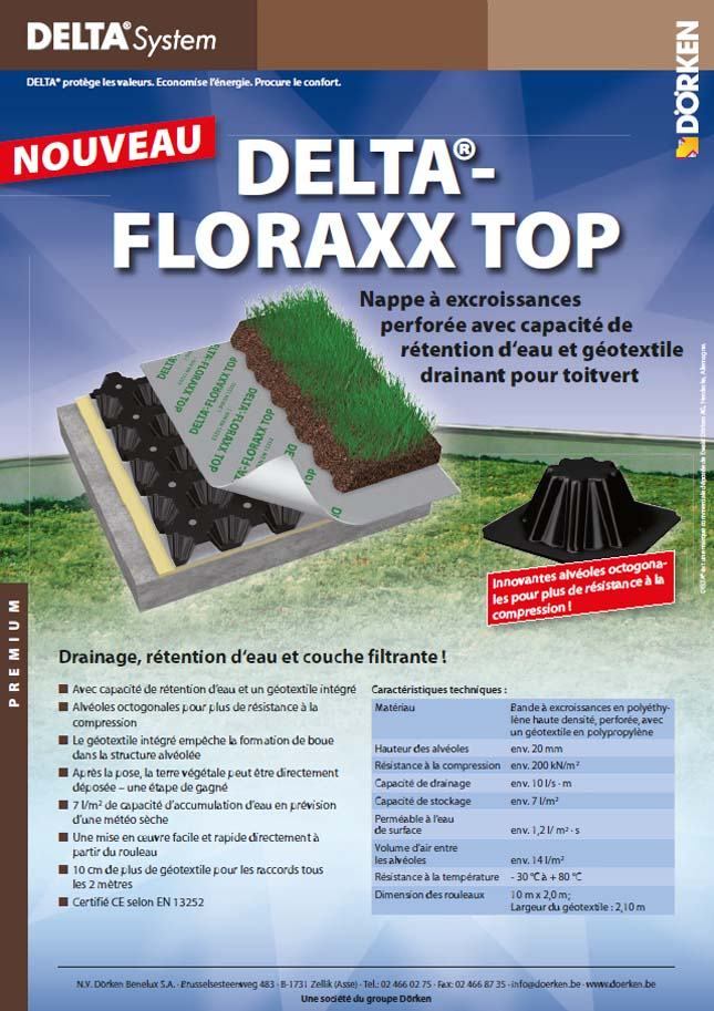 Biblio Delta Floraxx Top FR