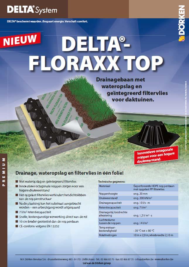Biblio Delta Floraxx Top NL