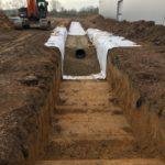 Deschacht realisatie | Slim waterbeheer | grondwerken