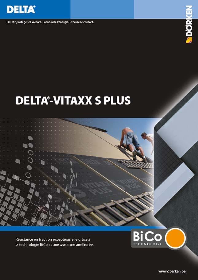 Biblio Delta Vitaxx S Plus FR