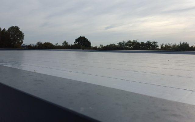 Waterbesparing sporthal dankzij Superplan I Bredene