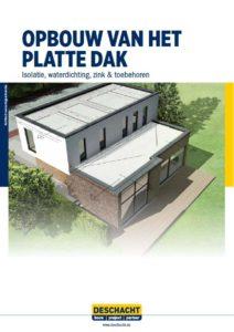 Deschacht biblio | Brochure Plat dak
