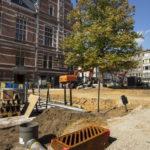 Deschacht realisatie | Moorkensplein | grondwerken