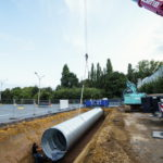 Deschacht realisatie | Tubao Delhaize I aannemers grondwerken