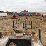 Deschacht realisatie | Waterafvoer Lede | grondwerken