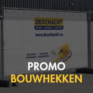 Promo Bouwhekken