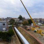 Deschacht realisatie | Residentie Guérin Tubao I aannemers grondwerken