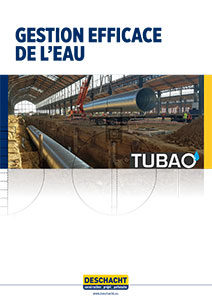 Deschacht Biblio | Brochure Tubao