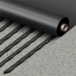 SuperSeal Bevestiging warme bitumen