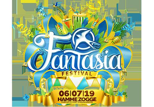 Logo Fantasia Festival