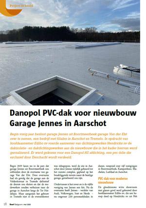 Roof Belgium Danopol